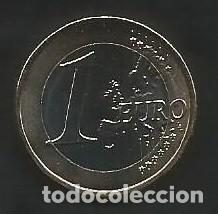 Monedas antiguas de Europa: ANDORRA 2017 - 1 EURO SC - ¡¡¡¡¡RARISIMO!!!!! - Foto 4 - 261102735