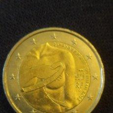 Monedas antiguas de Europa: 2 EUROS FRANCIA 2017 LAZO ROSA. Lote 261103950