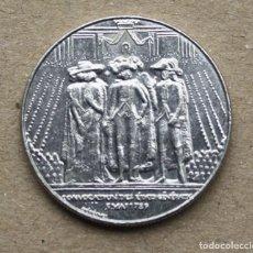 Monedas antiguas de Europa: FRANCIA - 1 FRANCO 1989 MBC. Lote 261349525