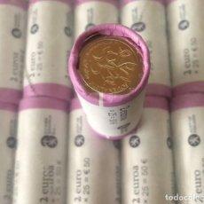 """Monedas antiguas de Europa: FINLANDIA 2021.-2 EUROS """"PERIODISMO Y COMUNICAION"""" SIN CIRCULAR. Lote 261357740"""