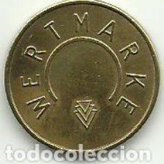 Monedas antiguas de Europa: WERTMARKE - TOKEN - KARCHER - FOTOS. Lote 261517935