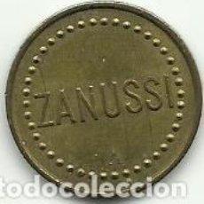 Monedas antiguas de Europa: ZANUSSI - TOKEN - FOTOS. Lote 261518990