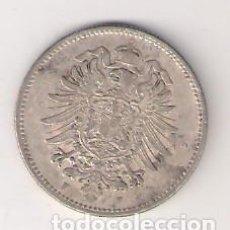 Monedas antiguas de Europa: MONEDA DE 1 MARCO DE ALEMANIA (IMPERIO) DE 1876-F. PLATA. RC. (ME696). Lote 261555800