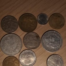 Monedas antiguas de Europa: 10 MONEDAS ANTIGUAS (FRANCS). Lote 261602550