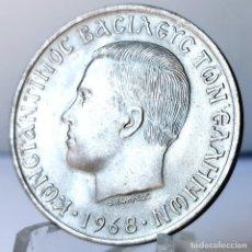Monedas antiguas de Europa: ⚜️ 10 DRACHMAI 1968. GRECIA. AC633. Lote 261844155