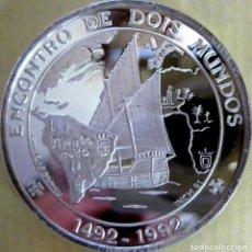 Monedas antiguas de Europa: PORTUGAL, 1000 ESCUDOS 1991 (KM#657A)./ 27 GR, PLATA DE 0,925 MM. (VER DESCRIPCIÓN Y FOTOS).. Lote 262005050