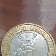 Monedas antiguas de Europa: GRAN BRETAÑA 2 LIBRAS 2014. Lote 262029205