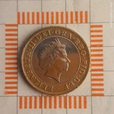 Monedas antiguas de Europa: 2 LIBRAS, GRAN BRETAÑA. ISABEL II, 2007. (KM#994).. Lote 262030135