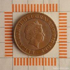 Monedas antiguas de Europa: 2 LIBRAS, GRAN BRETAÑA. ISABEL II, 2006. (KM#994).. Lote 262030275