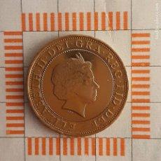 Monedas antiguas de Europa: 2 LIBRAS, GRAN BRETAÑA. ISABEL II, 2004. (KM#994).. Lote 262030365