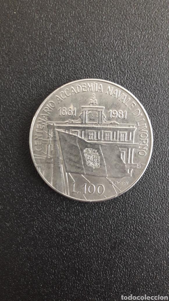 MONEDA ITALIA AÑO 1981 (Numismática - Extranjeras - Europa)