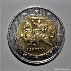 Monete antiche di Europa: LITUANIA 2 EUROS 2015 - MONEDA EN MBE. Lote 262317120