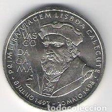 Monnaies anciennes de Europe: 200 ESCUDOS DE PORTUGAL - VASCO DA GAMA - 1998 - FOTOS. Lote 262384310