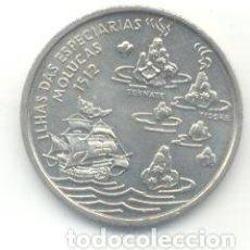 Monedas antiguas de Europa: 200 ESCUDOS DE PORTUGAL - MOLUCAS - 1995 - FOTOS. Lote 289228618