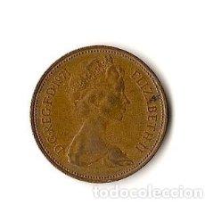 Monedas antiguas de Europa: 2 PENIQUES 1971 REINO UNIDO. Lote 262490965
