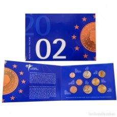 Monedas antiguas de Europa: ⚜️ CARTERA DE EUROS FDC / BU HOLANDA 2002. Lote 262577900