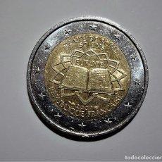 Monete antiche di Europa: FRANCIA 2 EUROS COMMEMORATIVA 2007 - 50 ANIV.TRATADO DE ROMA - MONEDA EN MBE. Lote 262867250