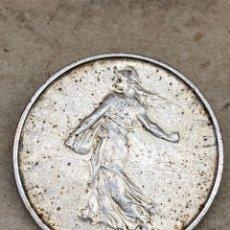Monedas antiguas de Europa: MONEDA 5FRANCS FRANCIA 1963. Lote 262886895