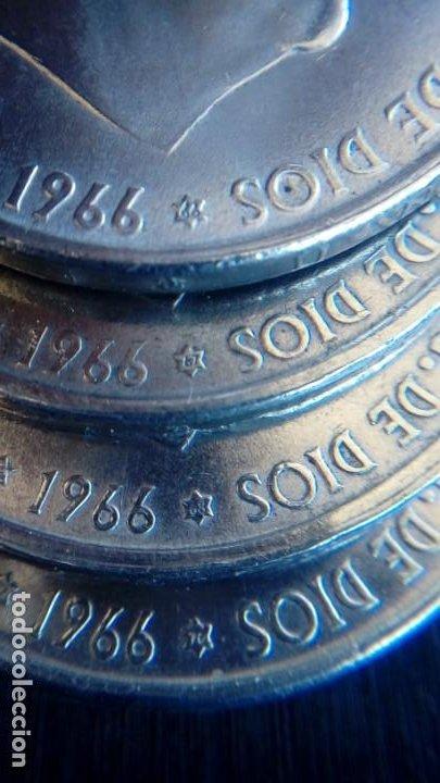 Monedas antiguas de Europa: 4 MONEDAS PLATA 100 PTS - Foto 3 - 263043115