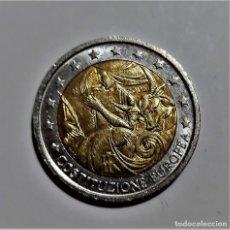 Monete antiche di Europa: ITALIA 2 EUROS COMMEMORATIVA 2005 - CONSTITUCION EUROPEA - MONEDA EN MBE. Lote 263088390
