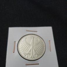 Monedas antiguas de Europa: ANTIGUA MONEDA PLATA 5 MARK 1972. Lote 263096405