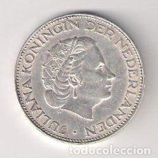 Monedas antiguas de Europa: MONEDA DE 2 Y MEDIO GULDEN DE HOLANDA DE 1959. PLATA. MBC. REINA JULIANA. (ME689). Lote 263725605
