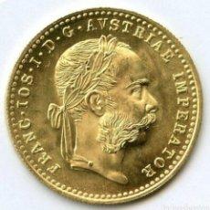 Monedas antiguas de Europa: MONEDA AUSTRO-HUNGARO DE 1915. 23KTS. PESA 3,47 GRAMOS.. Lote 265492174
