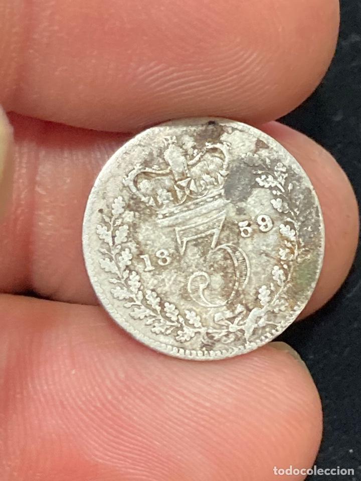 Monedas antiguas de Europa: Lote de moneda inglesa - Foto 13 - 266259888