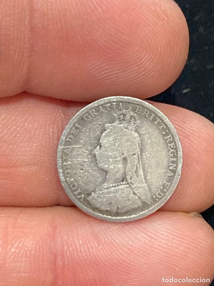 Monedas antiguas de Europa: Lote de moneda inglesa - Foto 14 - 266259888