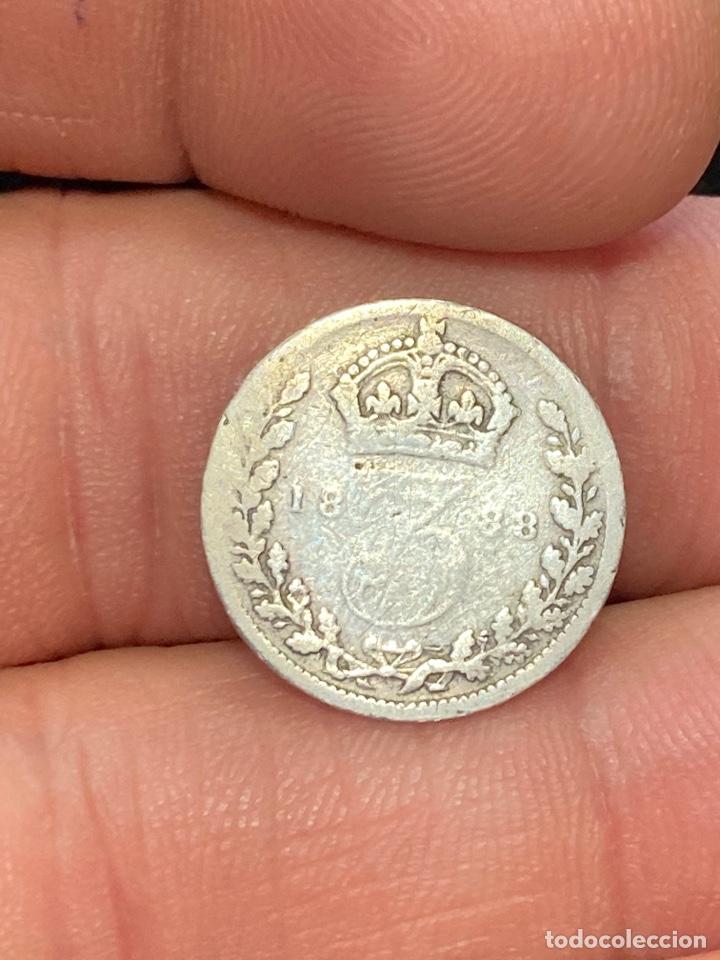 Monedas antiguas de Europa: Lote de moneda inglesa - Foto 15 - 266259888