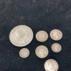 Monedas antiguas de Europa: LOTE DE MONEDA INGLESA. Lote 266259888