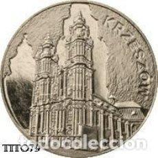 Monete antiche di Europa: POLONIA 2 ZLOTE 2010 KRZESZÓW. Lote 266490413