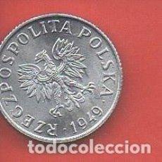Monedas antiguas de Europa: POLONIA, 1 GROSZY 1949, SIN CIRCULAR. Lote 267708584