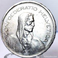 Monete antiche di Europa: ⚜️ A2222. PRIMERA FECHA. 5 FRANCS 1968. SUIZA. Lote 268442794