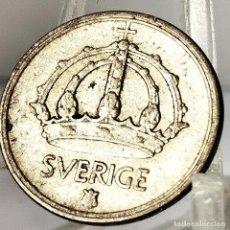 Monete antiche di Europa: ⚜️ A2221. PLATA. 10 ORE 1950. SUECIA. Lote 269044243