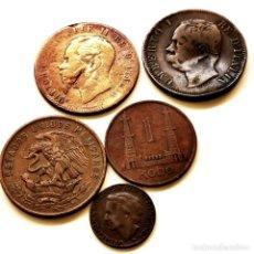 Monete antiche di Europa: ⚜️ A2229. LOTE COBRES INTERNACIONALES. 37G. Lote 269065643