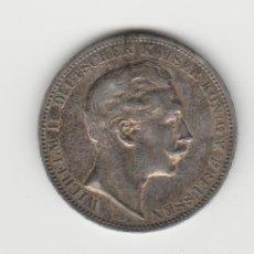 Monedas antiguas de Europa: ALEMANIA- PRUSIA- 3 MARCOS- 1911-A. Lote 269093053