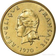 Monedas antiguas de Europa: [#487917] MONEDA, NUEVAS HÉBRIDAS, 2 FRANCS, 1970, PARIS, SC, NÍQUEL - LATÓN, KM:5.1. Lote 269180063
