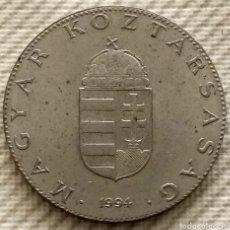 Monedas antiguas de Europa: HUNGRÍA 10 FLORINES 1994 SC 3A4. Lote 269214668