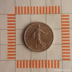 Monedas antiguas de Europa: 1/2 FRANCO, FRANCIA. 5ª REPÚBLICA 1970. (KM#931.1). Lote 269306578