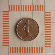 Monedas antiguas de Europa: 1/2 FRANCO, FRANCIA. 5ª REPÚBLICA 1967. (KM#931.1). Lote 269306763