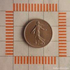 Monedas antiguas de Europa: 1/2 FRANCO, FRANCIA. 5ª REPÚBLICA 1965. (KM#931.1). Lote 269307063
