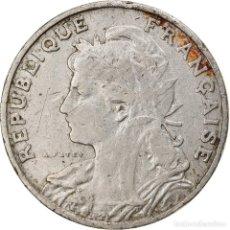 Monedas antiguas de Europa: [#834806] MONEDA, FRANCIA, PATEY, 25 CENTIMES, 1903, PARIS, BC+, NÍQUEL, KM:855. Lote 269584123
