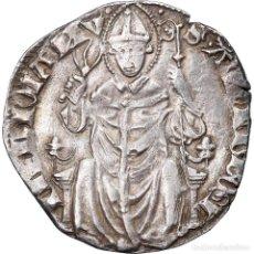 Monedas antiguas de Europa: [#907945] MONEDA, ESTADOS ITALIANOS, GROSSO, MILAN, MBC, PLATA. Lote 269587508