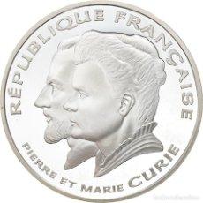 Monedas antiguas de Europa: [#834850] MONEDA, FRANCIA, 100 FRANCS, 1997, PARIS, BE, FDC, PLATA, KM:1198. Lote 269587968