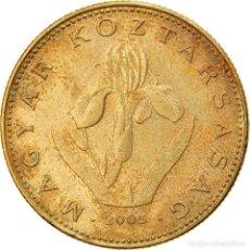 Monedas antiguas de Europa: [#747359] MONEDA, HUNGRÍA, 20 FORINT, 2005, BUDAPEST, MBC, NÍQUEL - LATÓN, KM:696. Lote 269588113