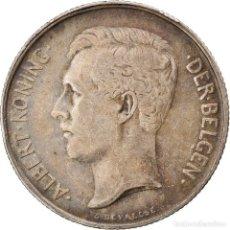 Monedas antiguas de Europa: [#834710] MONEDA, BÉLGICA, 2 FRANCS, 2 FRANK, 1911, MBC, PLATA, KM:75. Lote 269588313
