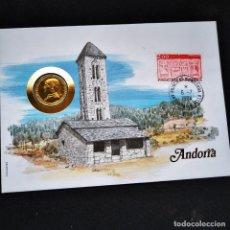 Monedas antiguas de Europa: ⚜️ B2258. ANDORRA. 1 DINER 1983 EN NUMISFIL. Lote 269845893