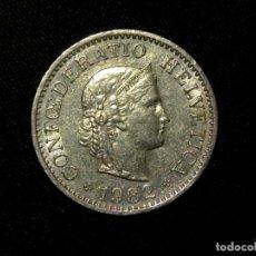 Monedas antiguas de Europa: 10 CÉNTIMOS 1982 SUIZA. Lote 270956453