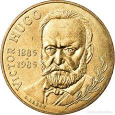 Monedas antiguas de Europa: [#74748] MONEDA, FRANCIA, VICTOR HUGO, 10 FRANCS, 1985, EBC+, NÍQUEL - BRONCE, KM:956. Lote 271385058